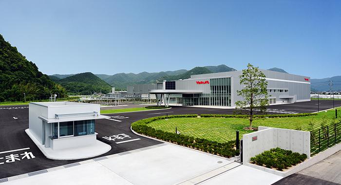 株式会社 岡山和気ヤクルト工場
